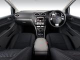 Ford Focus 5-door ZA-spec 2010–11 wallpapers