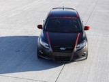 Ford Focus 5-door by 3dCarbon 2010 wallpapers