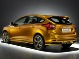 Ford Focus ST Concept 2010 wallpapers