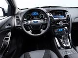 Ford Focus Sedan US-spec 2011 images