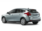 Ford Focus Electric 5-door 2011 images