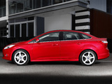 Ford Focus Sedan AU-spec 2011 images