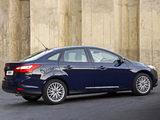 Ford Focus Sedan ZA-spec 2011 images
