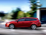 Ford Focus Wagon US-spec 2011 images