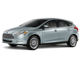 Ford Focus Electric 5-door 2011 photos