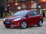 Ford Focus Sedan ZA-spec 2011 photos
