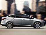 Ford Focus Sedan US-spec 2011 photos