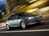 Ford Focus Electric 5-door 2011 photos