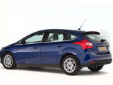 Ford Focus Titanium UK-spec (DYB) 2011–14 photos