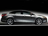 Ford Focus Sedan US-spec 2011 pictures