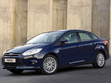 Ford Focus Sedan ZA-spec 2011 pictures