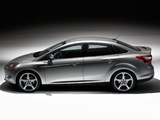 Ford Focus Sedan US-spec 2011 pictures