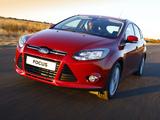 Ford Focus 5-door ZA-spec 2011 pictures