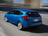 Ford Focus 5-door US-spec 2011 pictures
