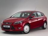 Ford Focus ECOnetic Prototype 2011 pictures