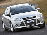 Ford Focus Sedan AU-spec 2011 wallpapers
