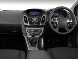 Ford Focus 5-door ZA-spec 2011 wallpapers