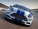 Ford Focus ST-R 2011 wallpapers