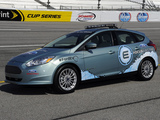 Ford Focus Electric NASCAR Pace Car 2012 images