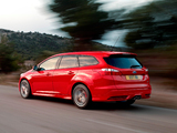 Ford Focus ST Wagon 2012 images