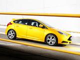 Ford Focus ST AU-spec 2012 images