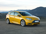Ford Focus ST (DYB) 2012–14 photos