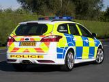 Ford Focus ST Wagon Police 2012 photos