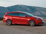 Ford Focus ST Wagon 2012 photos