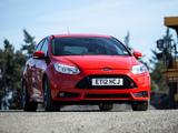 Ford Focus ST UK-spec 2012 pictures