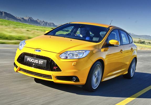 ford focus 2012 технические характеристики #10