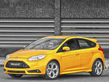 Ford Focus ST ZA-spec 2012 pictures