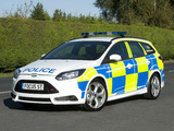 Ford Focus ST Wagon Police 2012 pictures