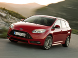 Ford Focus ST Wagon 2012 pictures