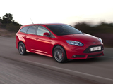 Ford Focus ST Wagon 2012 wallpapers