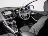Ford Focus S AU-spec 2015 pictures
