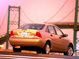 Images of Ford Focus ZTS 1999–2004