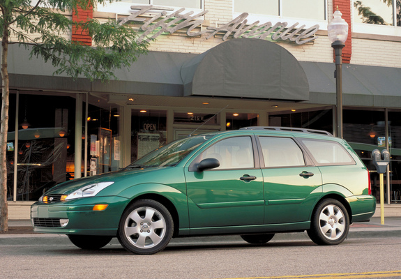 Images Of Ford Focus Wagon Us Spec 19992004