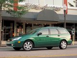 Images of Ford Focus Wagon US-spec 1999–2004