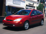 Images of Ford Focus ZX3 1999–2004