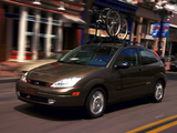 Images of Ford Focus ZX3 Kona 2000