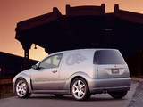 Images of Ford Focus Made In Detroit Concept 2000