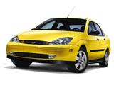 Images of Ford Focus Sedan Street Edition 2001