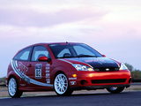 Images of Ford Focus SVT Competition Concept 2001