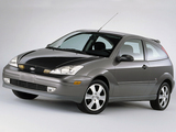 Images of Ford Focus ZX3 S2 2001–02