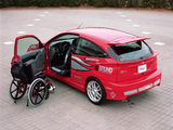 Images of Ford Focus ZX3 Mobility Show Car 2002