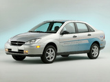 Images of Ford Focus FCV 2002–07