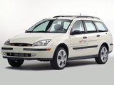 Images of Ford Focus H2RV Concept 2003