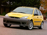 Images of Ford Focus 5-door Performance Concept 2003