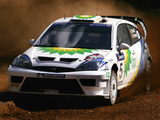 Images of Ford Focus RS WRC 2003–04