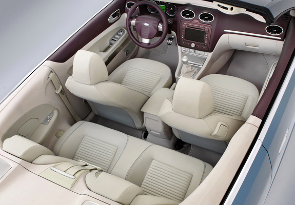 Images Of Ford Focus Vignale Concept 2004